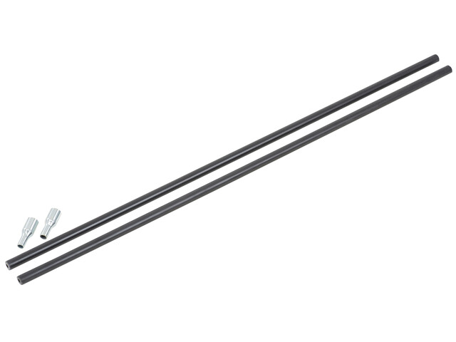 CAMPZ Glasfaserstab mit Stift 9mm/0,55m